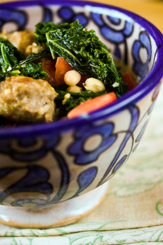 Sausage white bean and kale soup 1 (1 of 1)