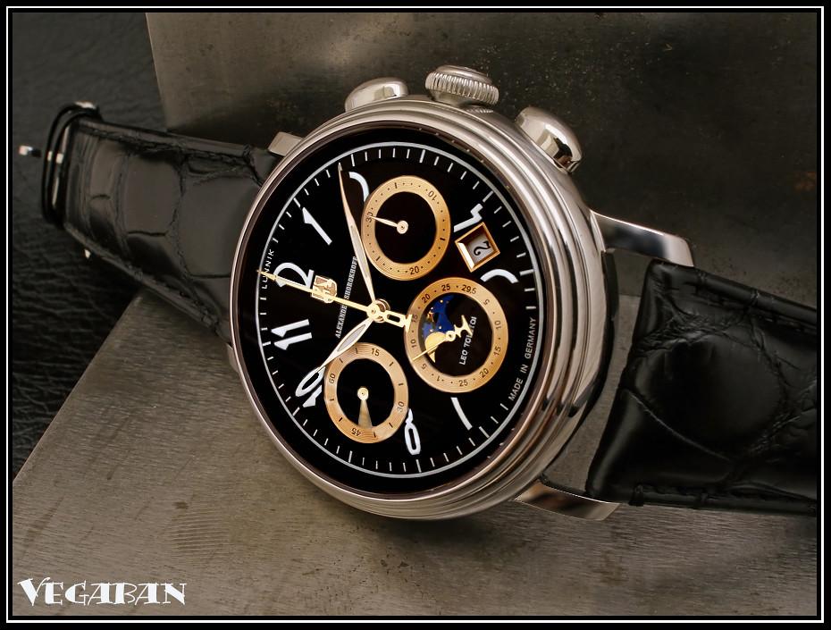 528ebc6faaa9 Relojes y más cosas....  Unas fotos del cronógrafo Poljot ...