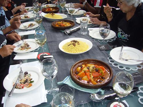 Feast of Marrakech Cooking Class Sydney