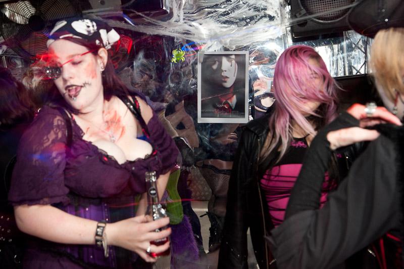 Halloween Sacrilege - Dancers 3