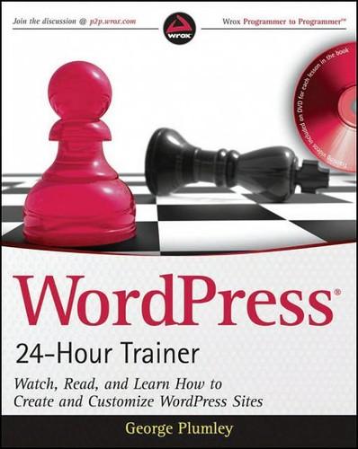 WordPress 24 Hour Trainer E-Book
