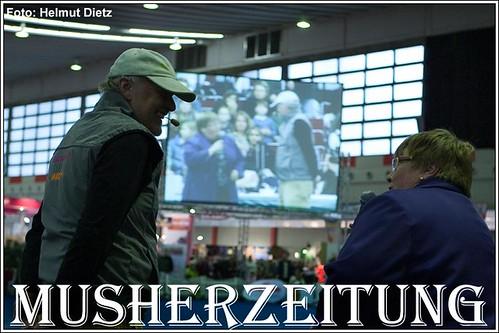 Schlittenhunde Weltmeister Klaus-Starflinger - VDH Bundessiegerzuchtschau, Dortmund