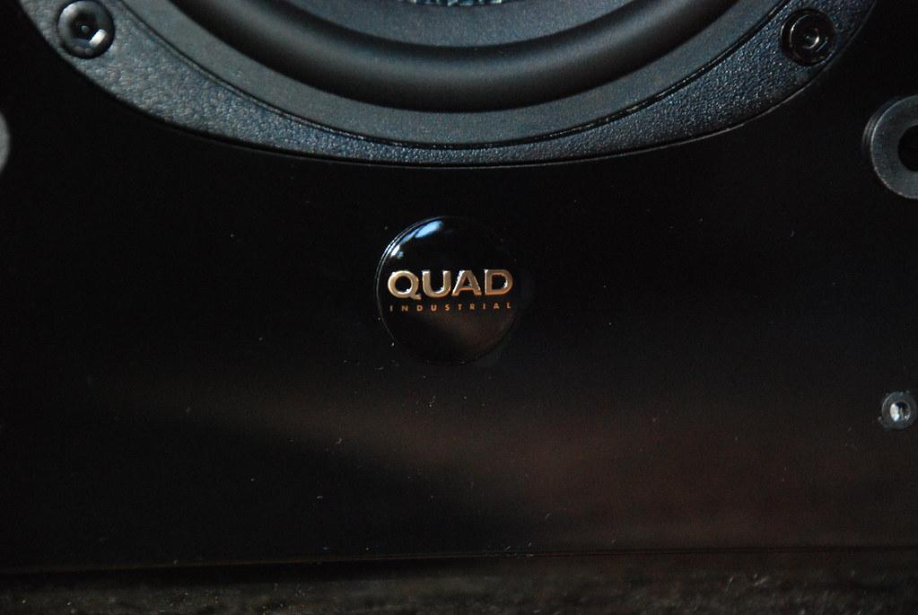 Desktop Audio Upgrade * Quad Industrial rebadging