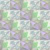 Buffalo Lightening Eyes 05 (Minkas Studio) Tags: pink blue baby green eye yellow diamonds spiral eyes aqua purple quilt jane spirals mosaic gray diamond virtual kelly block lime dear c2 e4 h4 mosaicmaker handpieced h04 c02 e04 fussycut djq virtualquilt