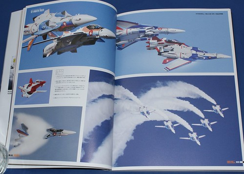 Variable Fighter Master File - VF-1 VALKYRIE - 6