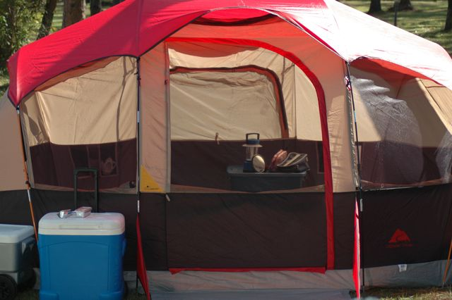 The New Tent