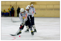 IFK-Uleåborg (Swede66) Tags: winter game ice sport club ball skate bandy sal70200g