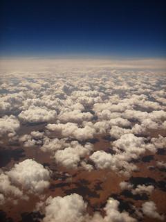 Gobi Desert Airview