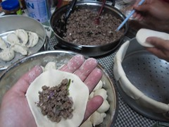 learning to make momos 5