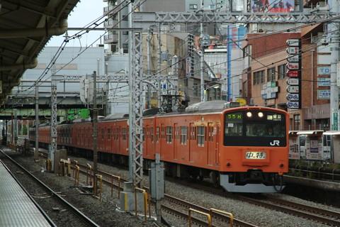中央線201系