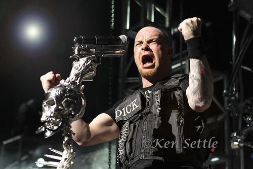 Five Finger Death Punch - 10-16-10 - Fox Theatre, Detroit, MI