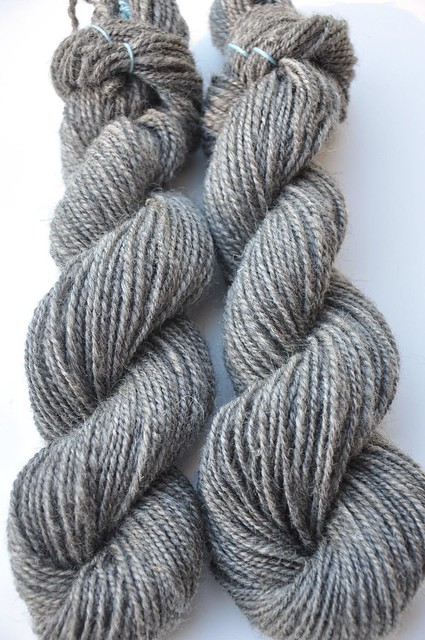 Shunklies -Massam wool top 200g-2-ply-2skeins total 200yds