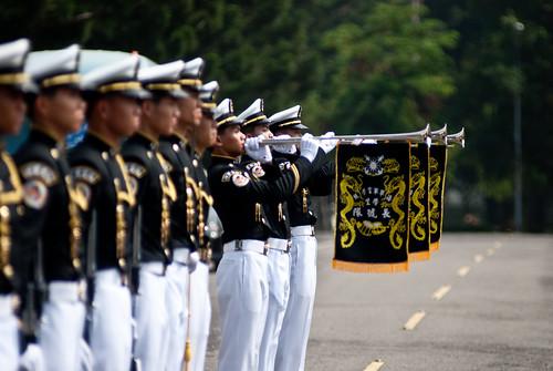 海軍官校長號隊