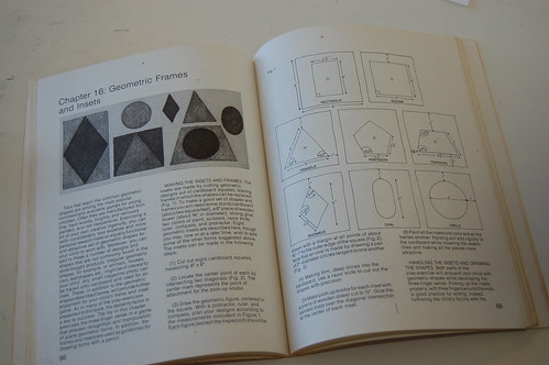 geometric inset instructions