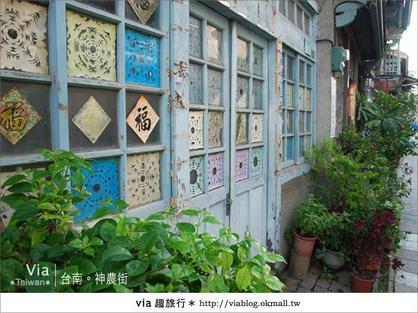 【台南神農街】一條適合慢遊、攝影、感受的老街10