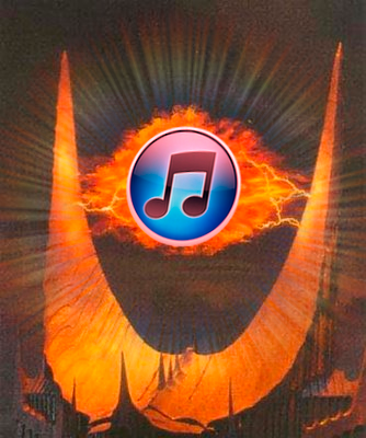 The iTunes of Sauron