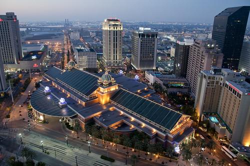 Harrah's Casino, New Orleans