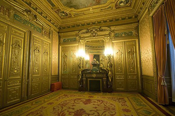 Fotos de nuestra visita teatralizada al Palacio de Linares