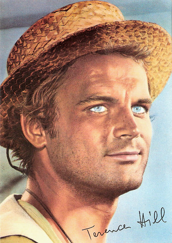Mario Girotti (Terence Hill)