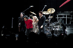 Terri Nunn & Berlin, Oracle Appreciation Event, JavaOne + Develop 2010 San Francisco