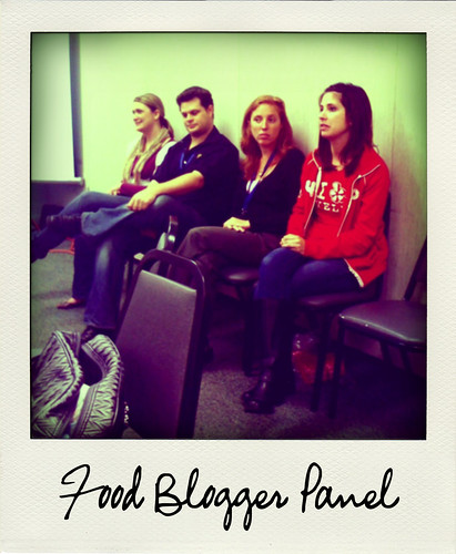 Food Blogger Panel