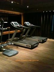 聯聚怡和-健身房