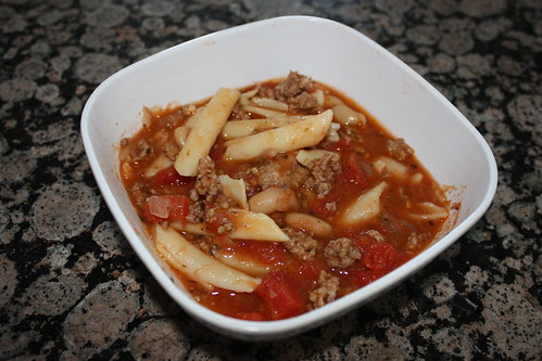 Sausage and Bean Ragout