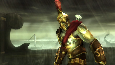 New God of War: Ghost of Sparta Skins Exposed, Deimos for God of War