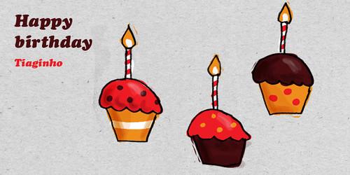 Tiagos erster Geburtstag