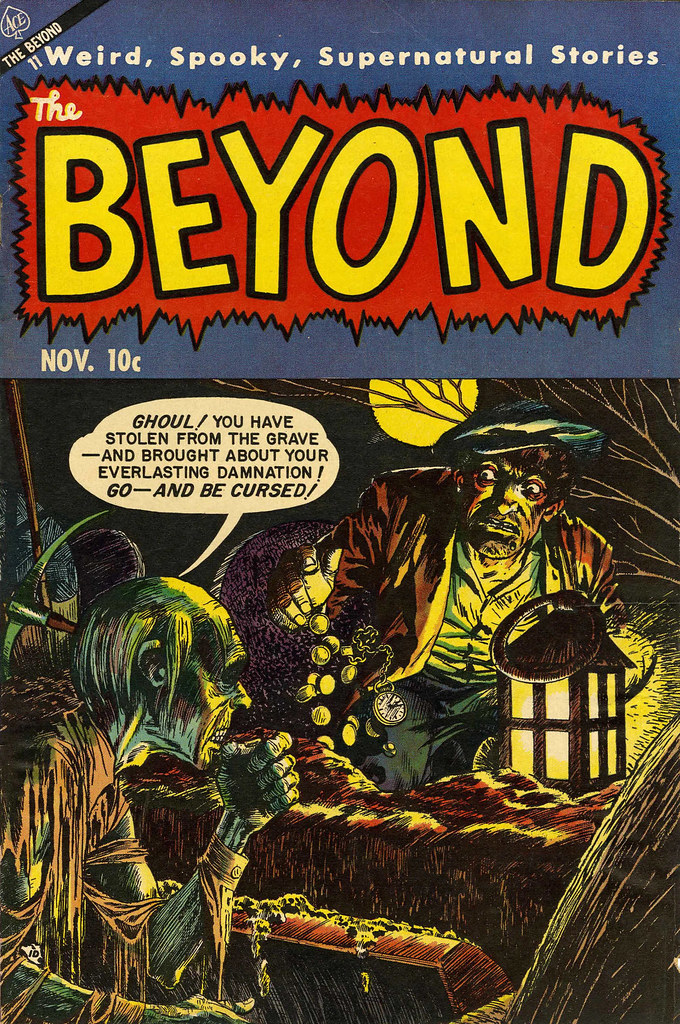 The Beyond #23 (Ace, 1953)