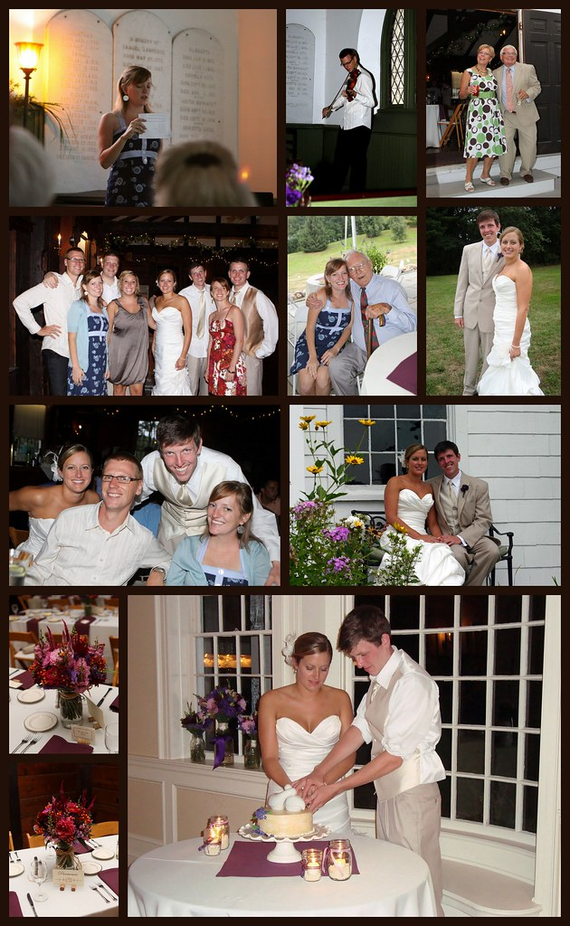 blaine & lindsay wedding