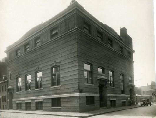 Tyler Street Municipal Building