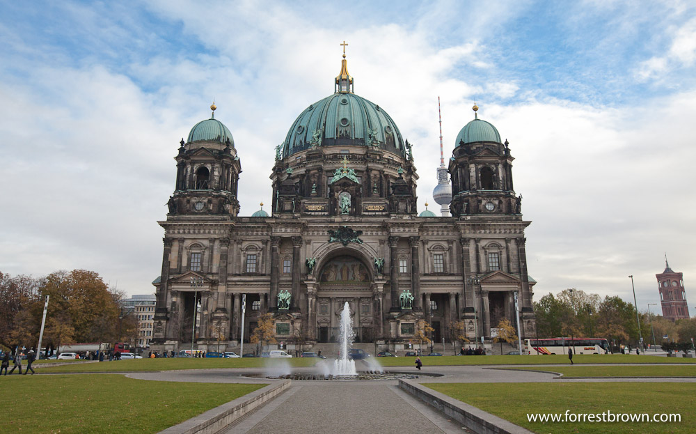 Berliner Dom (Berlin Cathedral) Berlin Cathedral, Church, Germany, Berlin