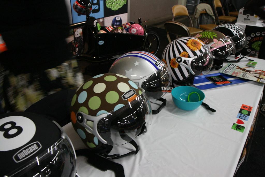 Nutcase motorcycle helmets