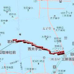Shirahige on Sancha