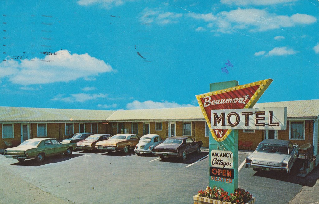 Beaumont Motel - Old Orchard Beach, Maine