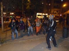 Feria Comercio Justo. Toledo. NOV 2010 - 27 - La actuación