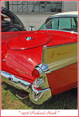 1958 Packard Hawk (sjb4photos) Tags: car packard autoglamma 2010meadowbrookrmauction 1058packardhawk