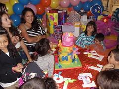 Gaby's 3rd Birthday (CAKES BY SUE) Tags: backyardiganscake backyardigansthemedparty