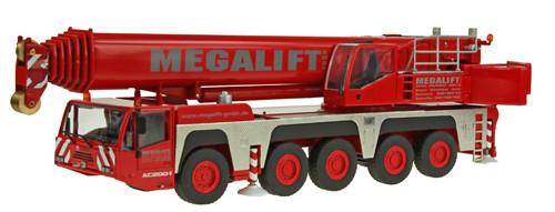 NZG Terex-Demag AC200-1 Megalift