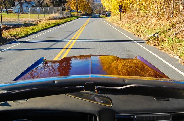 Fall Ahead
