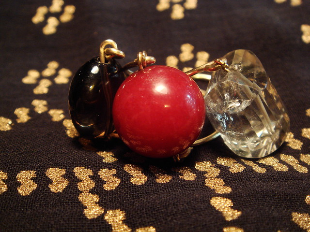 anillos gemmasu semipreciosas