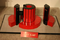 Cray X-MP (Ryan Somma) Tags: museum national cray cryptography xmp cryptologic