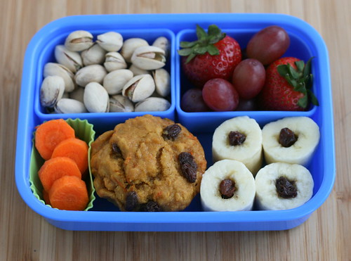 raisin bento yum