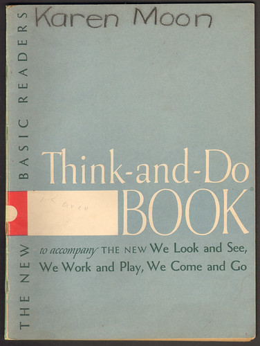 Blue Think and Do Book