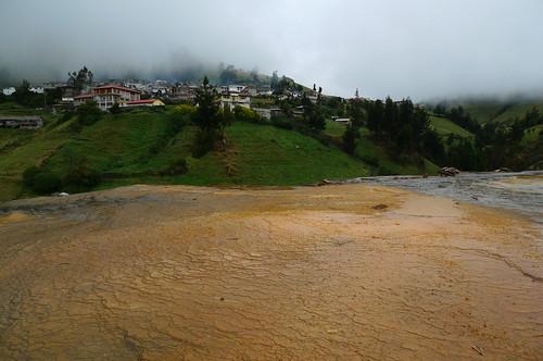 Salt Springs - Salinas, Ecuador