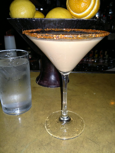 Chocolate Bacon Martini