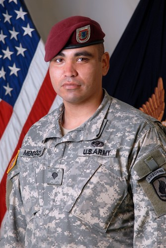 Spc. Hugo Mendoza 25 OCT 2-503 HHC
