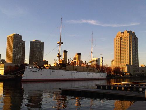 USS Olympia