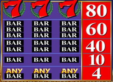 Free Roman Riches slot game symbols
